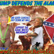 Trump Defends the Alamo